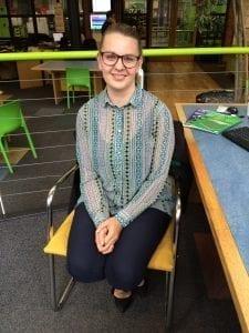 Sarah Cottingham New Appt Photo