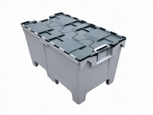 HogBox – Stackable Bulk Container