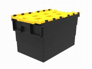 Artemis: Attached Lid Container