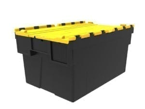 Helios: Attached Lid Container