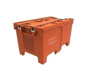 UN Certified Half Pallet Container
