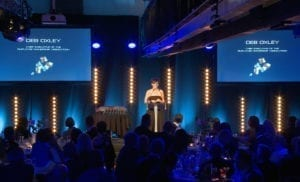 Loadhog Choose Their Own for Awards Presented by EOA Chief