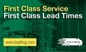 First Class Service, First Class Lead Times