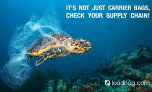 Raising awareness about single-use plastics in supply chains